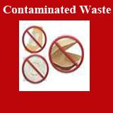 Contaminated Waste